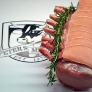 Standing Pork Rib Roast