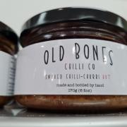 OLD BONES    SMOKED CHILLI CHURRI 170G – HOT